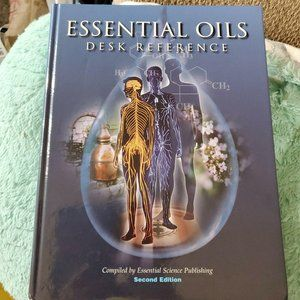 Essential Oils Desk Reference 2nd Edition Hardcove